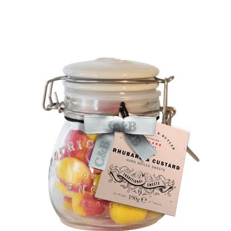 Rhubarb & Custard Sweets 190g, ${color}