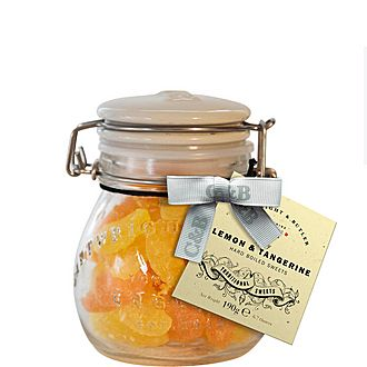Lemon & Tangerine Sweets 190g
