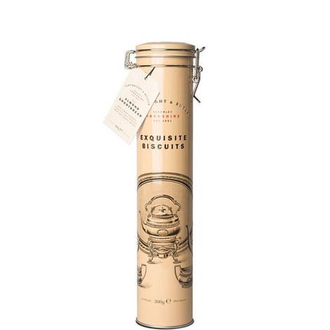 Almond Shortbread Tin 300g, ${color}
