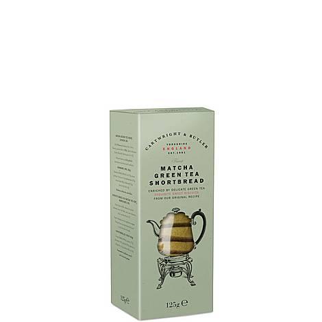 Matcha Green Tea Shortbread Biscuits 125g, ${color}