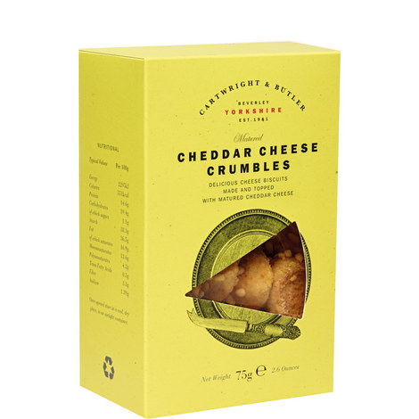 Cheddar Cheese Crumbles 75g, ${color}
