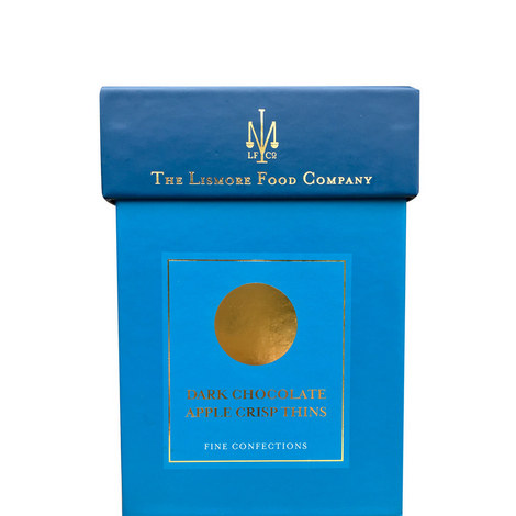 Dark Chocolate Apple Crisp Thins 100g, ${color}