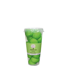 Apple Marshmallow Balls Cup