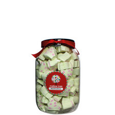 Christmas Marshmallow Jar