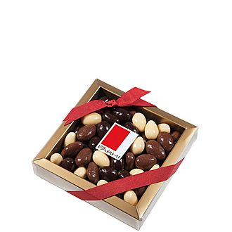 Assorted Chocolate Almond Box 220g
