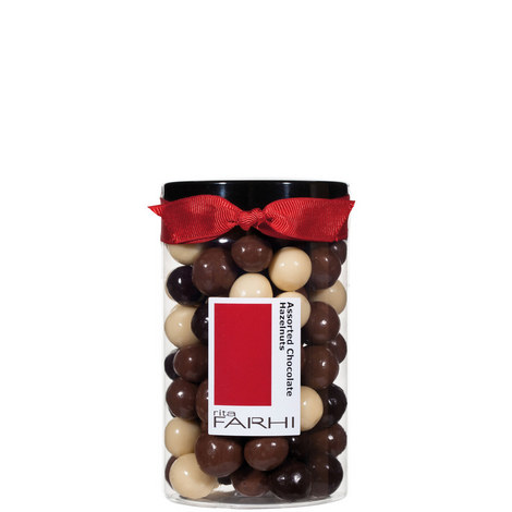 Assorted Chocolate Gourmet Hazelnut Jar 400g, ${color}