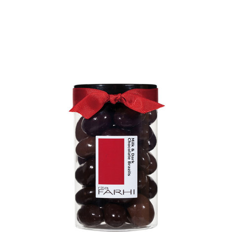 Assorted Chocolate Brazil Gourmet Jar 400g, ${color}