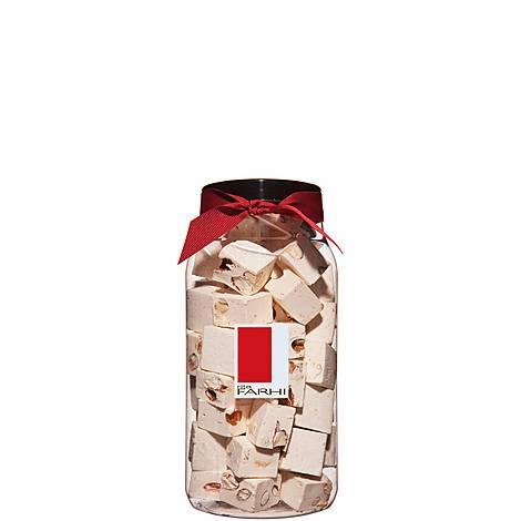 Almond Nougat Gourmet Jar 500g, ${color}