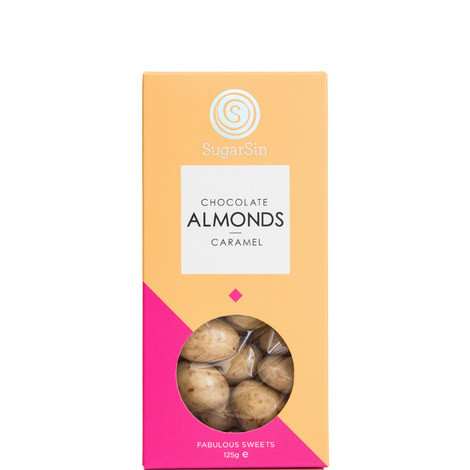 Caramel Chocolate Almonds, ${color}