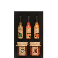 Chillies Sauces and Condiments