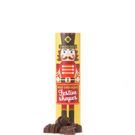 Milk Chocolate Nutcracker Tubes, ${color}