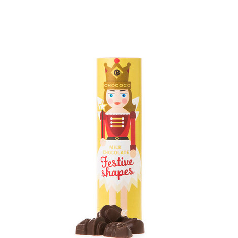 Sugarplum Fairy Milk Chocolate Tube 100g, ${color}