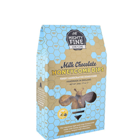 Milk Chocolate Honeycomb Dips 220g, ${color}