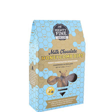 Milk Chocolate Honeycomb Dips 220g