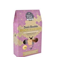 Dark Chocolate Honeycomb Dips 220g