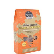 Salted Caramel Honeycomb Dips 220g