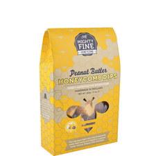Peanut Butter Honeycomb Dips 220g