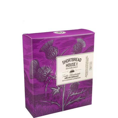 Cinnamon and Demerara Shortbread Biscuits 150g, ${color}