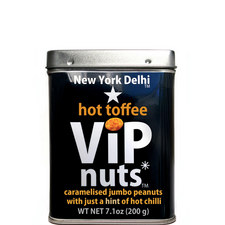 Hot Toffee VIP Nuts 200g