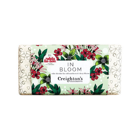 In Bloom White Chocolate Bar 100g, ${color}