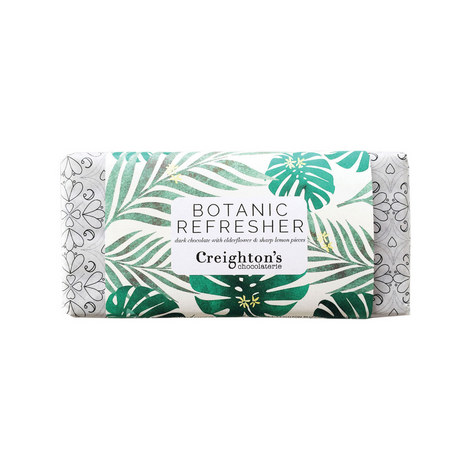 Botanic Refresher Dark Chocolate Bar, ${color}