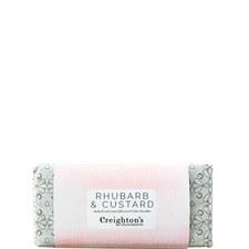 Rhubarb and Custard Chocolate Bar
