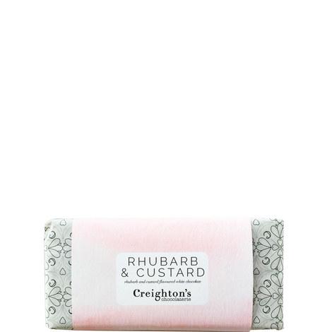 Rhubarb and Custard Chocolate Bar, ${color}