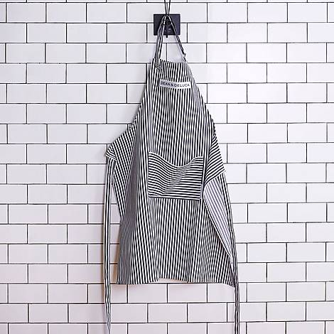 Striped Everyday Apron, ${color}