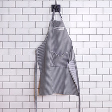 Striped Everyday Apron