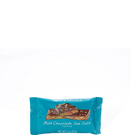 Milk Chocolate Sea Salt Toffee Bar 57g, ${color}