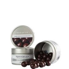 Dark Chocolate Hazelnuts 155g