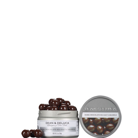 Dark Chocolate Sea Salt Caramels 156g, ${color}