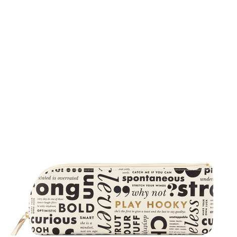 What Do You Say Pencil Case, ${color}