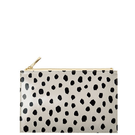Scatter Dot Pencil Pouch, ${color}