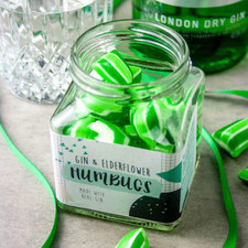 Gin Elderflower Humbugs 160g