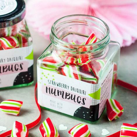 Strawberry Daiquiri Humbugs 160g, ${color}