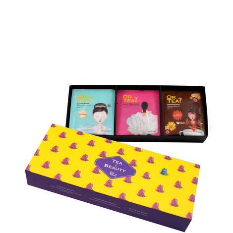 Organic Tea of Beauty Gift Box, ${color}