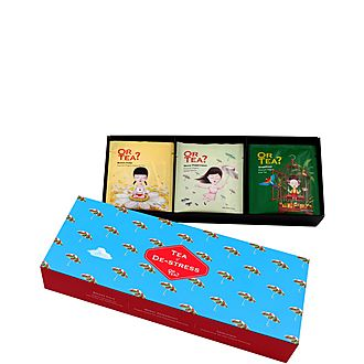 Organic Tea of DeStress Gift Set