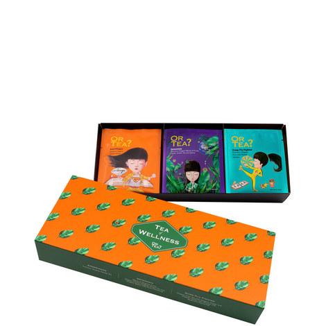 Organic Tea of Wellness Gift Set, ${color}