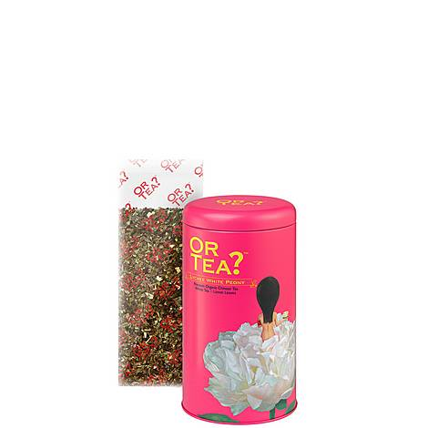 Organic Lychee White Peony Tea Canister, ${color}