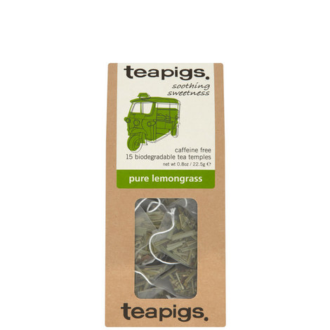 Pure Lemongrass Tea Temples 22.5g, ${color}