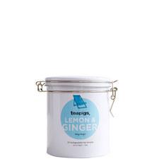 Lemon and Ginger Lazy Tea Tin 50g