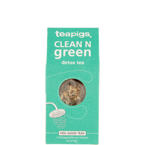Clean n Green Detox Tea 6g, ${color}