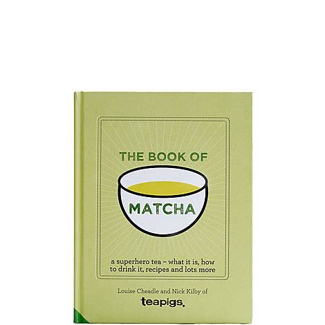 The Book Of Matcha, ${color}