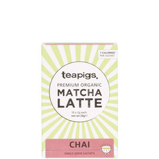 Chai Matcha Latte Sachets 20g