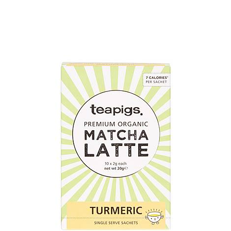 Turmeric Matcha Latte 20g, ${color}