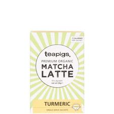 Turmeric Matcha Latte 20g