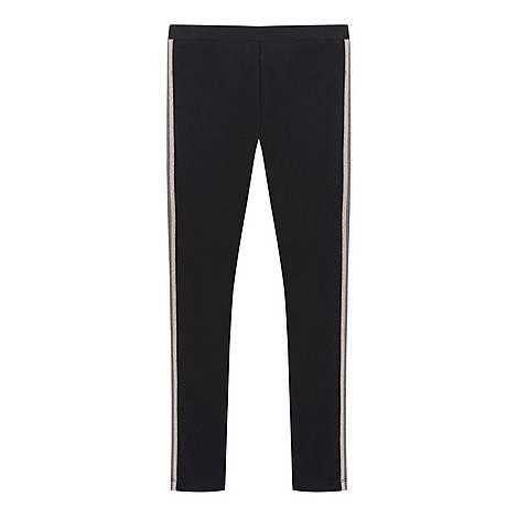 Side Stripe Leggings, ${color}