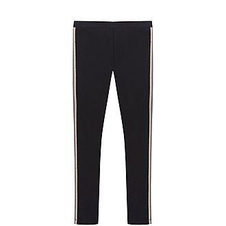 Side Stripe Leggings
