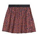 Margot Leopard Print Skirt, ${color}